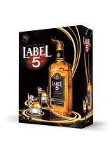 LABEL 5 Classic Black Gift Box 2014