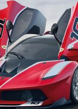 New LaFerrari FXX K