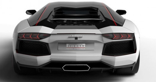 Lamborghini Aventador Pirelli Edition model will be available in coupe and roadster version