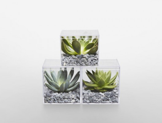 Lauren Messelian's Floral Arrangements at Calvin Klein Collection Flagship