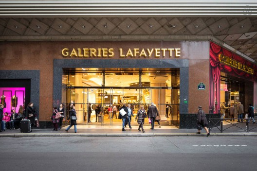 Spend a Night And Shop at French Store Les Galeries Lafayette