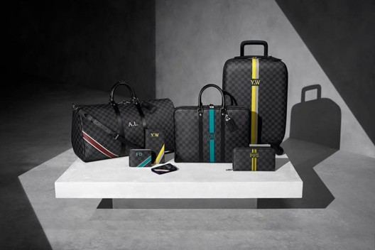 New Louis Vuitton Mon Damier Graphite Service