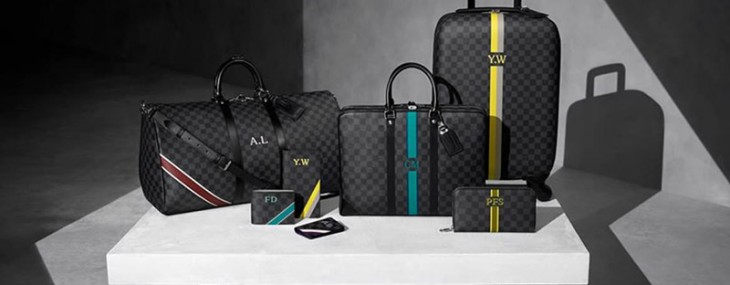 New Louis Vuitton Mon Damier Graphite Service