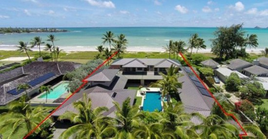 Luxury Villa on Kailua Beach on Sale
