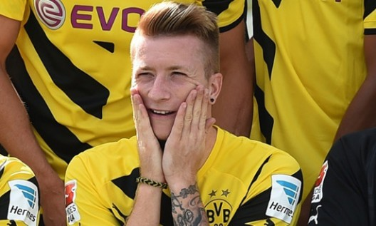 Borussia Dortmund Player Marco Reus Given Largest Driving Fine Of €540,000