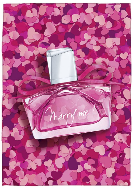 Lanvin's New Perfume - Marry Me! Confettis