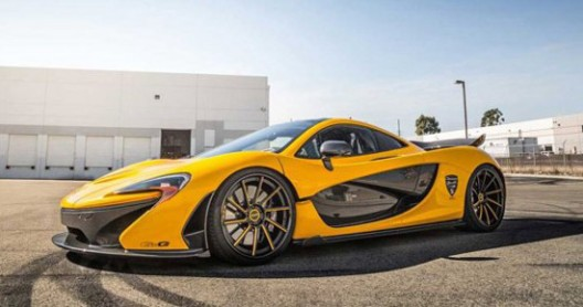 McLaren P1 on Sale for $2.3 Million