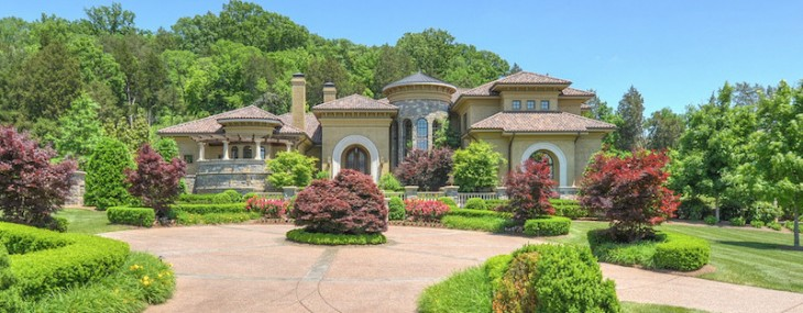 Mediterranean Villa in Tennessee on Sale