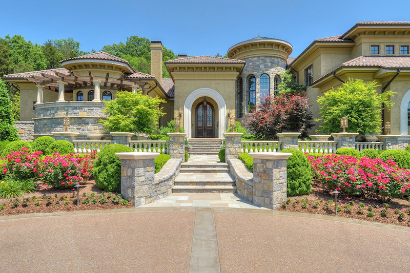 Mediterranean villa in tennessee on sale extravaganzi for Luxury mediterranean villas