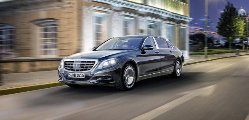 Mercedes Maybach S-Class Available Now For $167,000