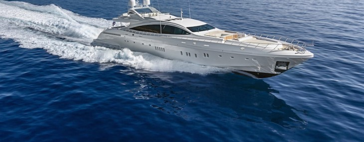 Moonraker - Overmarine's New Superyacht