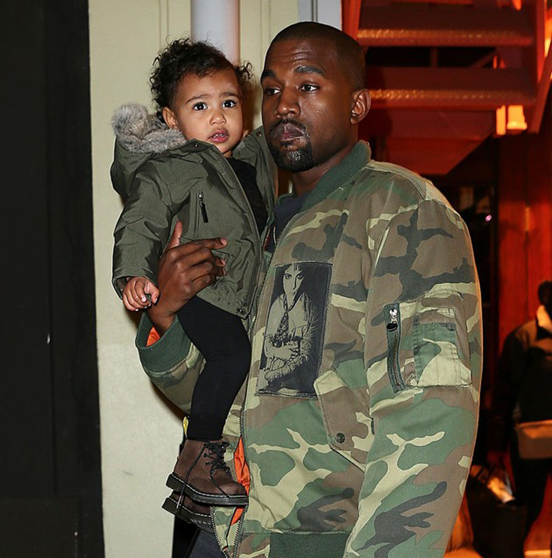 Gifts List For Kim Kardashian and Kanye West\'s Daughter Will Shock ...