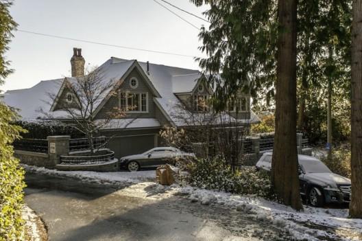 West Vancouver Olde Caulfeild's Beachfront Crown Jewel on Sale