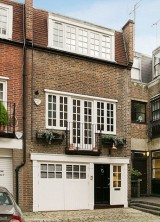 One-bedroom House in London's Exclusive Mayfair on Sale for  £1.8 Million