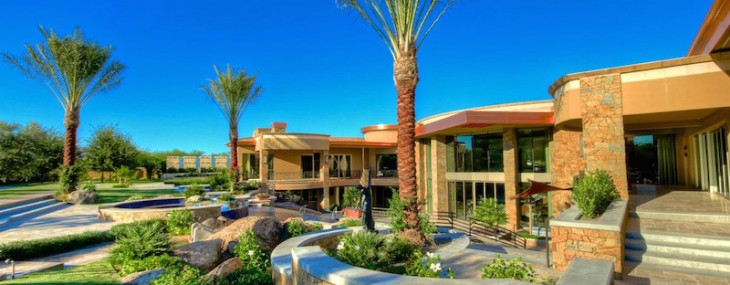 Magnificent Contemporary Paradise Valley Estate on Sale