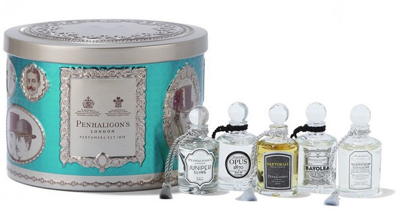 Penhaligon's 2014 Christmas Fragrance Collection