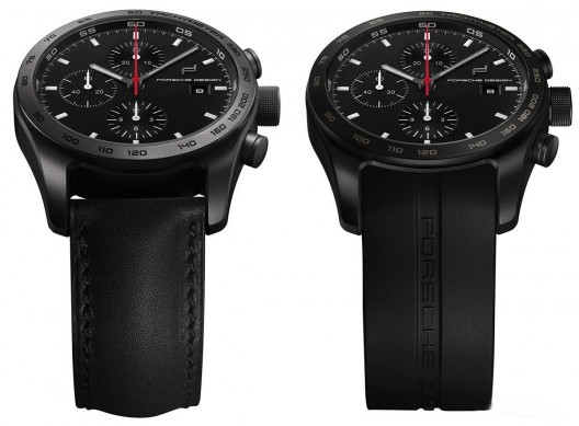 Porsche Design Group Launches Two New Timepieces