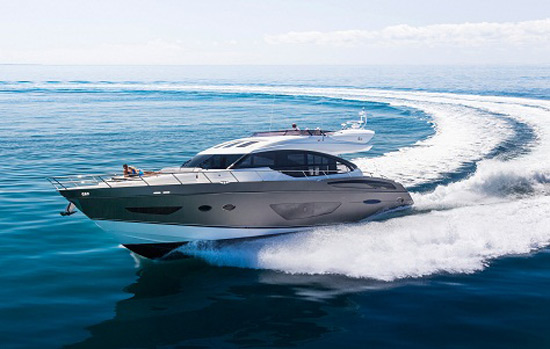 Princess Yachts to Make Double Show Debut at London