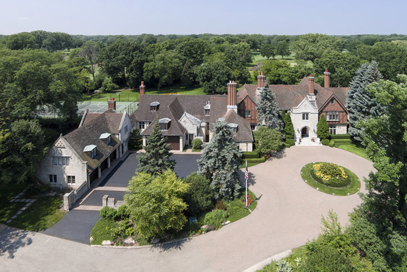 Breathtaking Private Retreat, Illinois on Sale for Just $5,4 Million