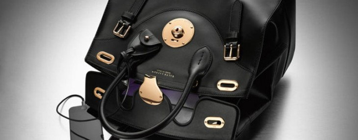 Ralph Lauren's  Ricky Bag With Light