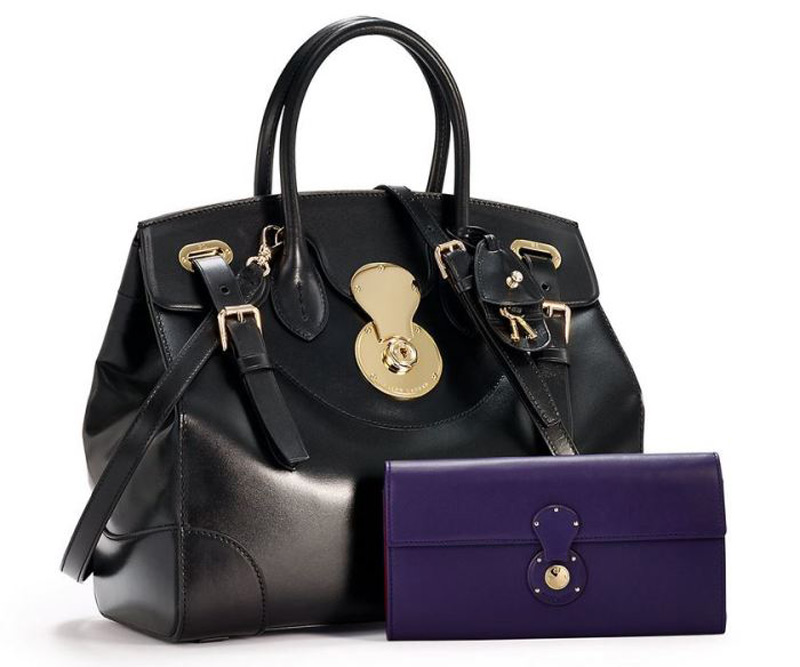 Ralph Lauren s Ricky Bag With Light - eXtravaganzi b39e6fcce2a0e