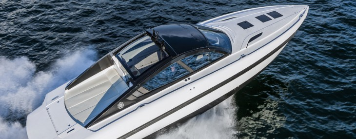 Revolver Boats Gran Turismo Among the Finalists at the 2015 Motor Boat Awards