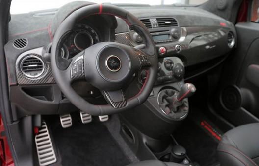 Extreme Abarth 500 - Romeo Ferraris Cinquone