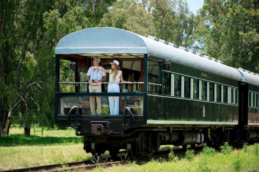 Rovos Rail's Most Luxurious Train in the World