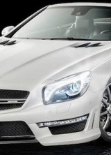 Mercedes SL63 AMG World Championship 2014 Collectors Edition