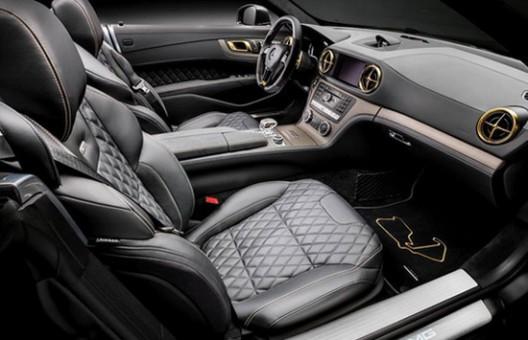 Mercedes SL63 AMG World Championship 2014 Collectors Edition