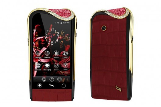 Savelli Ruby Limited Edition Phone for Ladies
