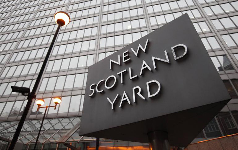 Arabs Are Now New Owners of Scotland Yard