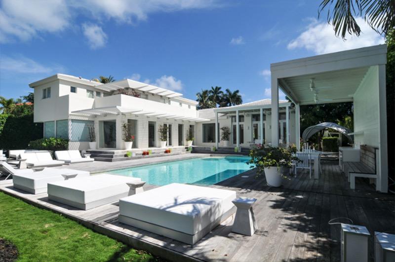 Mansions For Sale in Miami Beach Shakira 39 s Miami Beach Mansion
