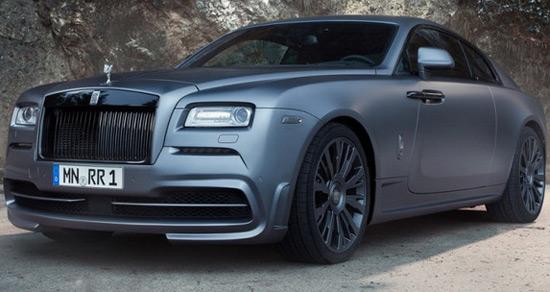 Spofec Rolls-Royce Wraith Special Edition