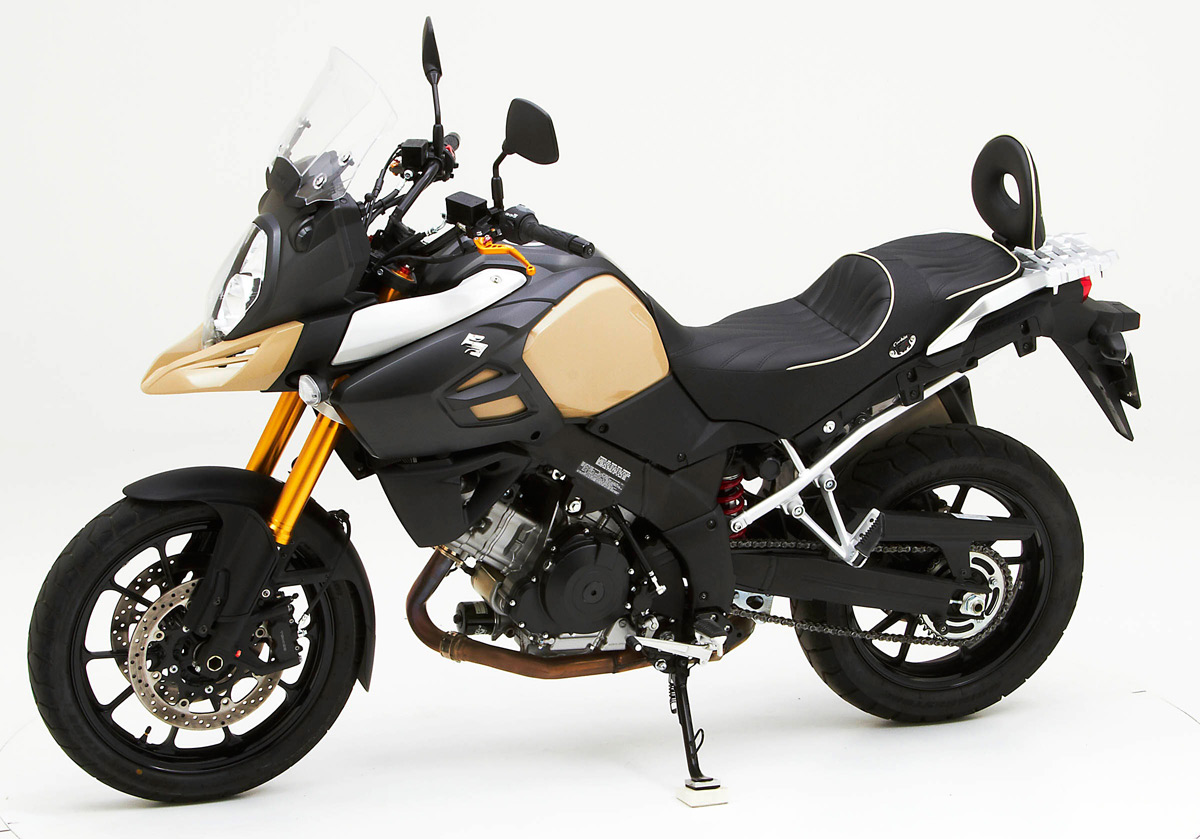 suzuki v strom 1000 desert edition extravaganzi. Black Bedroom Furniture Sets. Home Design Ideas