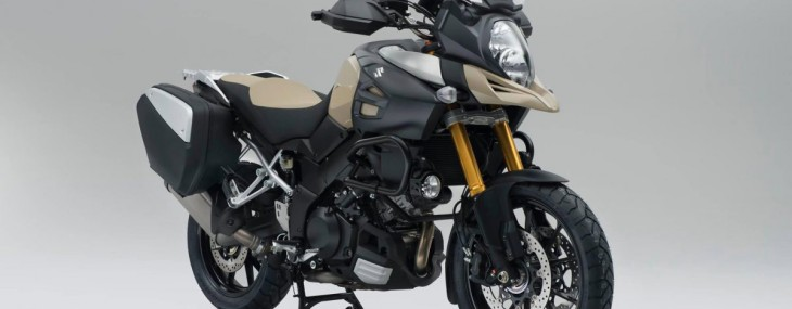 Suzuki V-Strom 1000 Desert Edition