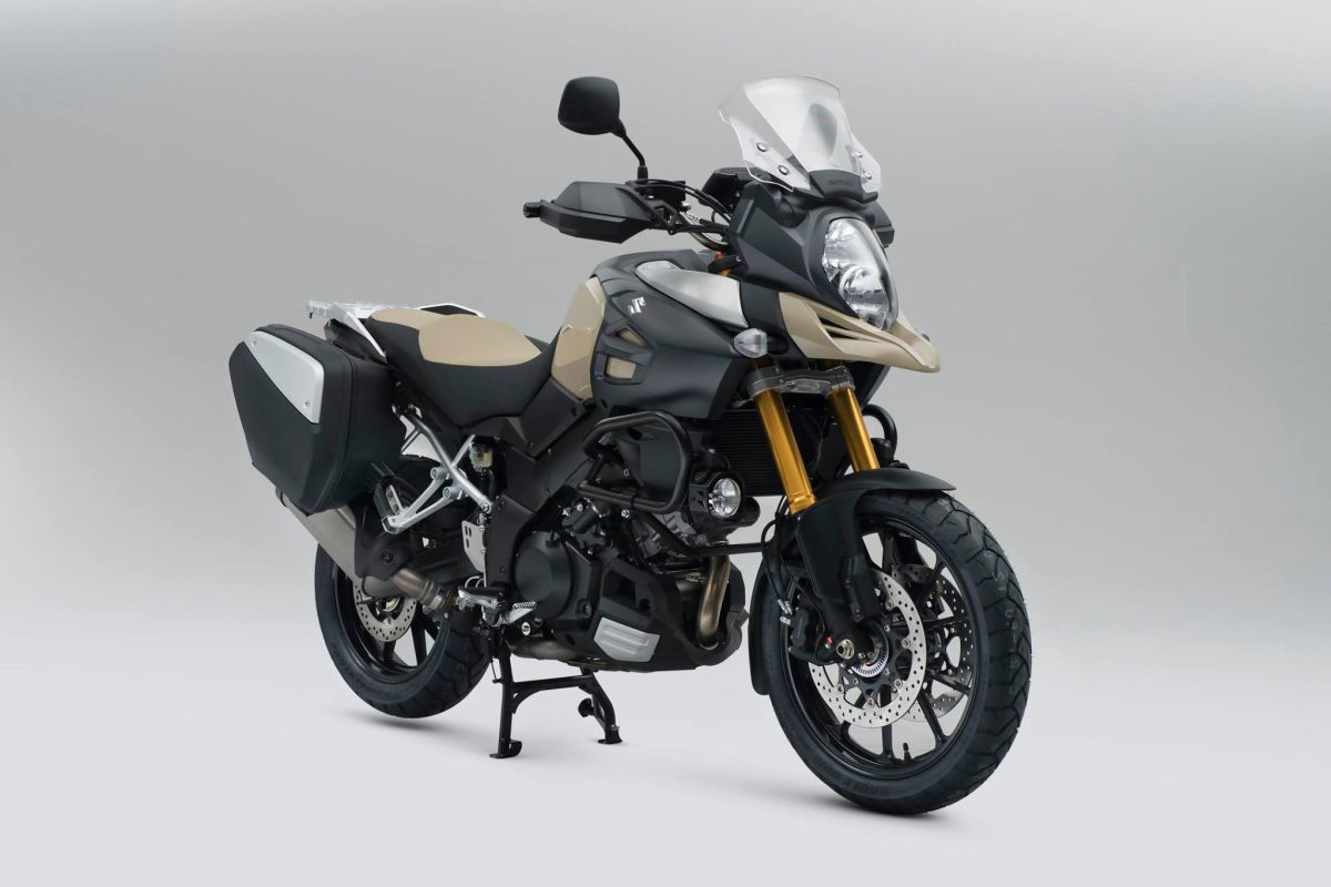 "Suzuki, now has got a special edition. In its name is a ""Desert Edition"" label"