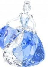 Swarovski Crystal Presented Cinderella 2015 Crystal Figurine