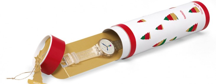 Swatch Holiday Twist Christmas Watches