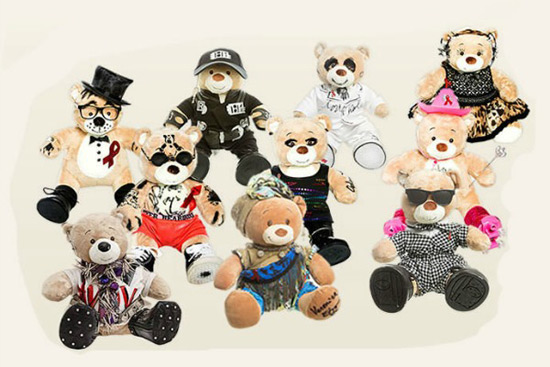 Bobbi Bear Auction in New York