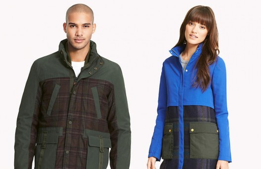 Tommy Hilfiger launches jackets with solar panels to charge your phone on the go!