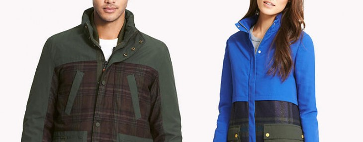 Tommy Hilfiger's Solar Powered Jackets