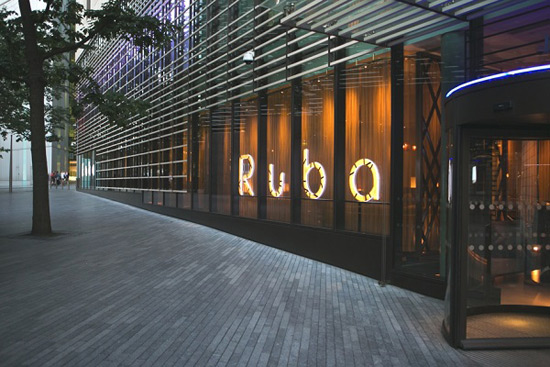 New TwoRuba Bar at Hilton London Tower Bridge