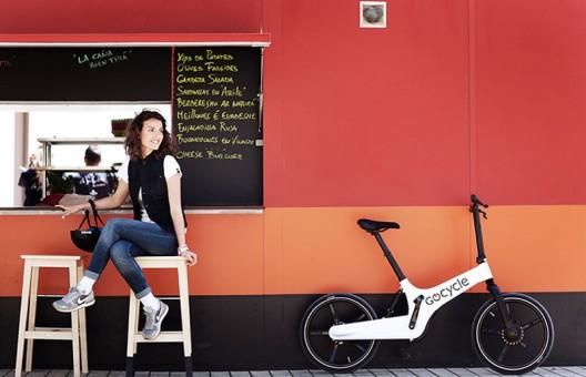 VanDutch's Gocycle G2 Electric Bicycle