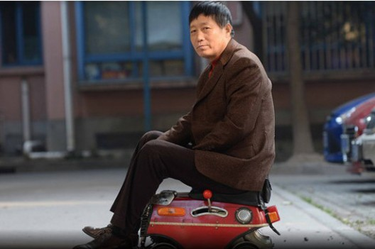 Chinese man breaks the Guinness World Records' record by inventing the smallest car