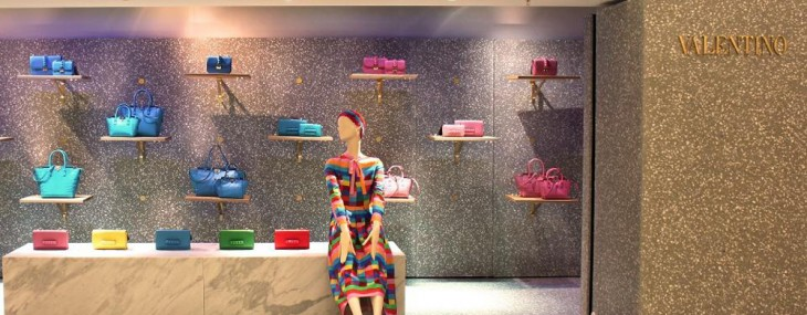 World of Valentino at Harrods