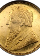 1897 South African Gold Proof 6 Pence Could Fetch $200,000 at Heritage's Auction
