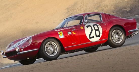 1966 Ferrari 275 GTB Competizione Sold For $9.4 Million