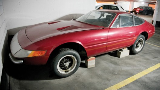 1971 Ferrari 365 GTB/4 Daytona Berlinetta at RM's Amelia Island Sale