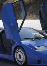 Rare 1993 Bugatti EB110 GT At Auction